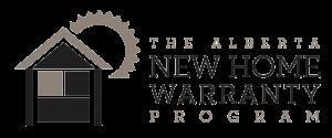 The Alberta New Home Warranty Logo Plan